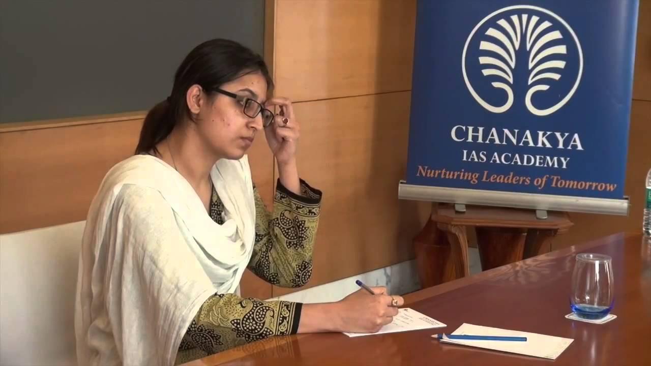 Chanakya IAS Academy - Indore Talk