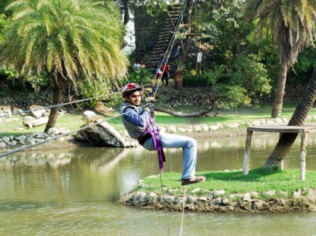 Somanipuram Adventure Park