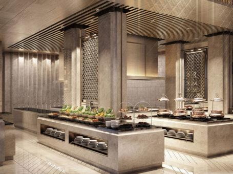 Indore Kitchen – Indore Marriott Hotel