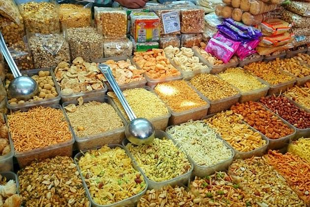 indore namkeen market