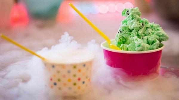 Nitrogen Ice Cream_Indore Talk