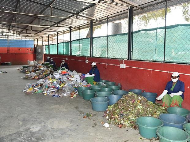 waste segregation indore