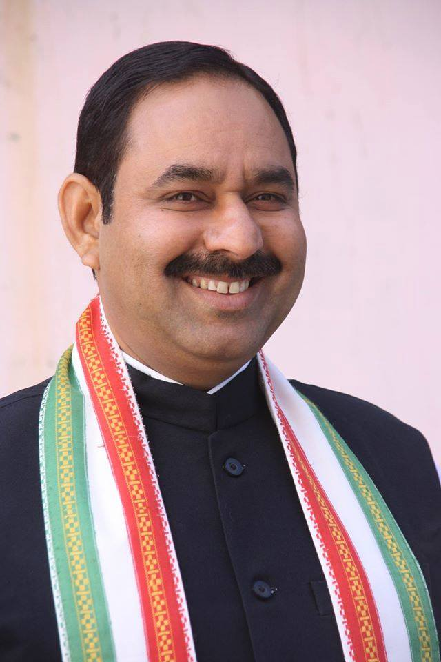 Satyanarayan Patel Congress MP Elections