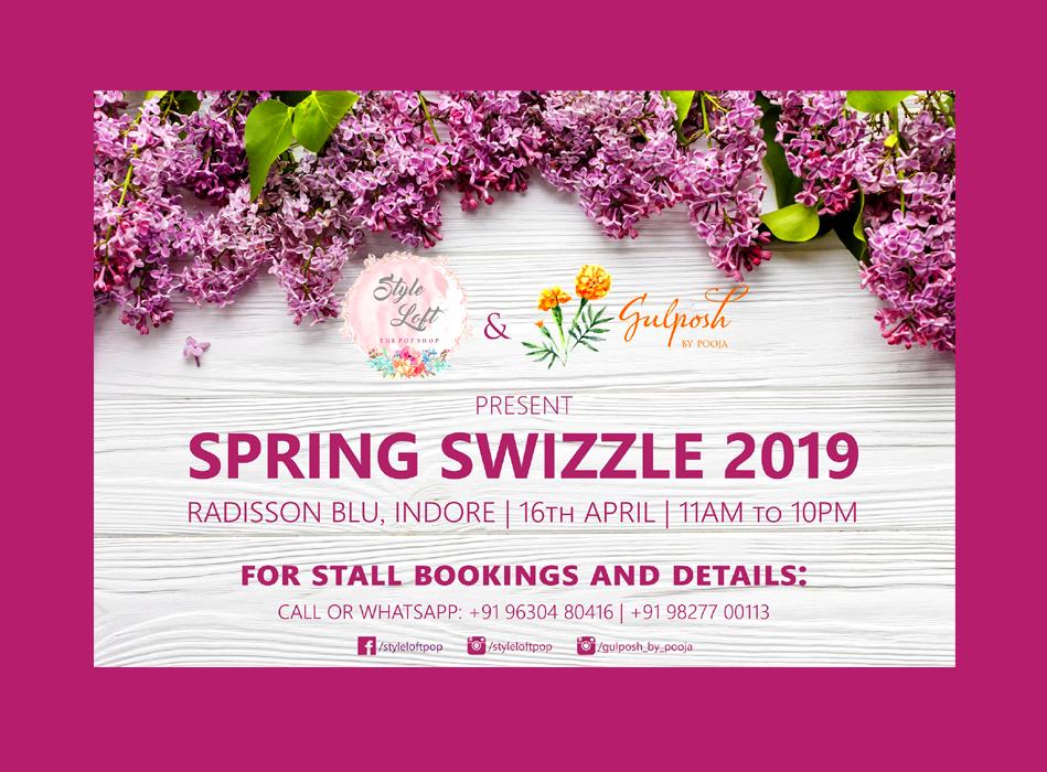 Spring Swuzzle 2019   Indore Talk